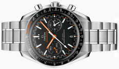 Omega Speedmaster Racing Master Chronometer.