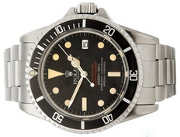 Rolex Sea Dweller Double Red MKIV.
